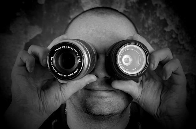 Micro telecamera spia